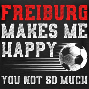 MAKES ME HAPPY Freiburg - Frauen Premium Tank Top