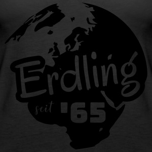 Erdling seit 1965 / Birthday-Shirt - Frauen Premium Tank Top