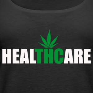 Healthcare THC - Women's Premium Tank Top