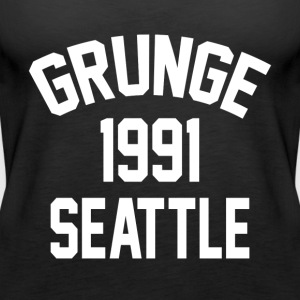 Seattle Grunge 1991 - Frauen Premium Tank Top