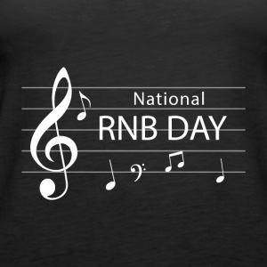 RNB Day - Nationl RNB - Premium singlet for kvinner
