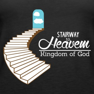 Stairway to Heaven - Kingdom of God - Frauen Premium Tank Top