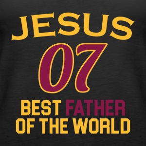 Jesus got the best Father - Women's Premium Tank Top