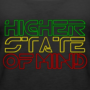 Higher State Of Mind - Women's Premium Tank Top