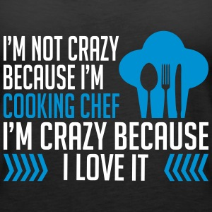 I'm Cooking Chef - Frauen Premium Tank Top