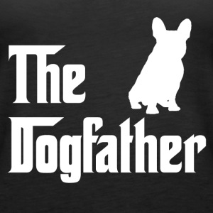 The Dogfather - Women's Premium Tank Top