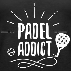 padel Addict - Premium singlet for kvinner