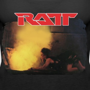 "Ratt ""Out of the Cellar"" - Premium singlet for kvinner"