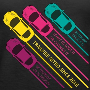 nitro Driving - Women's Premium Tank Top