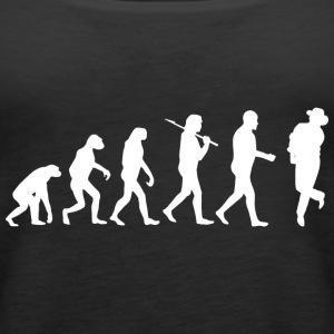 Line Dance Evolution - Vrouwen Premium tank top