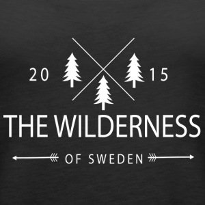 The Wilderness Of Sweden - Débardeur Premium Femme