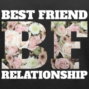Best Friend Relationship - Women's Premium Tank Top