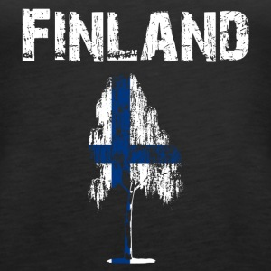 Nation-Design Finland Birch - Women's Premium Tank Top