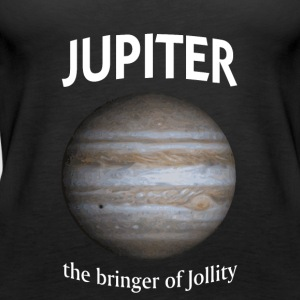 Jupiter - The Bringer of Jollity - Premium singlet for kvinner