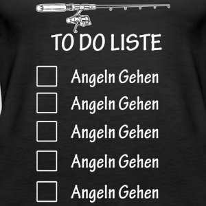 Angel To do Liste - Frauen Premium Tank Top