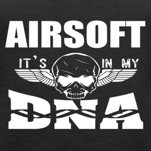 AIRSOFT - It's in my DNA - Women's Premium Tank Top
