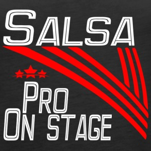 Salsa Pro - On Stage - Pro Dane Edition - Women's Premium Tank Top