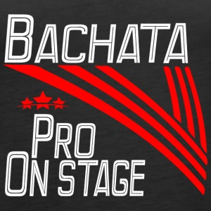 Bachata Pro - On Stage - Pro Dance Edition - Women's Premium Tank Top