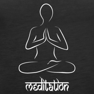 Meditation - Frauen Premium Tank Top