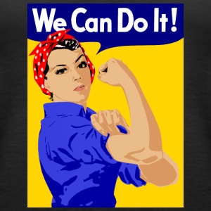we can do it - Women's Premium Tank Top