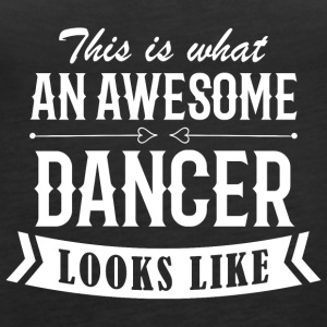 Awesome Dancer - Women's Premium Tank Top