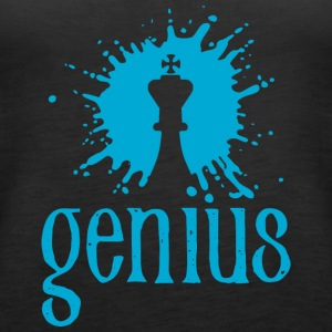 genius - Frauen Premium Tank Top