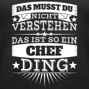 Chef Ding - Frauen Premium Tank Top