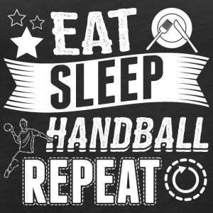 Håndbold EAT SLEEP REPEAT - Dame Premium tanktop