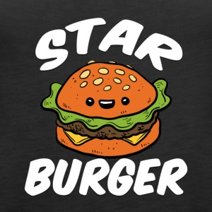 Star Burger Brand - Women's Premium Tank Top