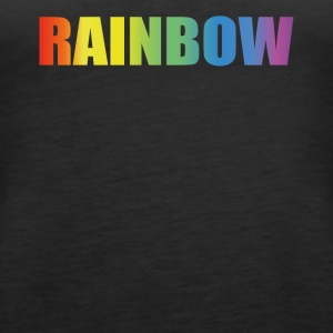 Rainbow - Women's Premium Tank Top