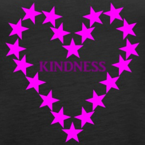 KINDNESS PINK - Frauen Premium Tank Top