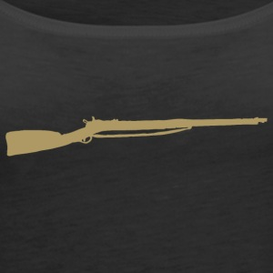 Outdoor · Camping · Hunting · Hunting Rifle - Vrouwen Premium tank top