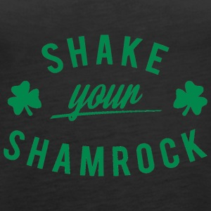 Irland / St. Patrick´s Day: Shake Your Shamrock - Frauen Premium Tank Top