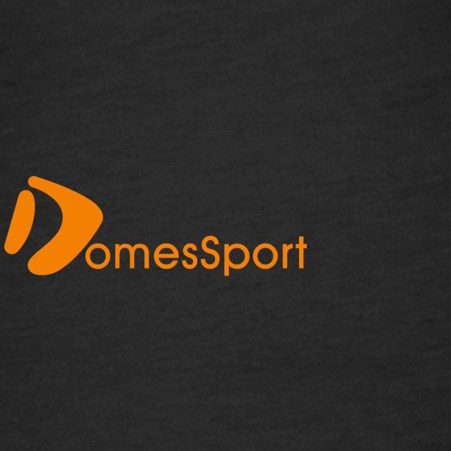 Logo DomesSport Orange noBg