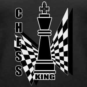 Chess King - Frauen Premium Tank Top