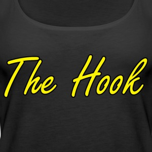 The Hook Logo - Women's Premium Tank Top