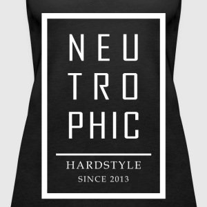 Neutrophic TextFrame - Women's Premium Tank Top