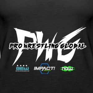 PWG Pro Wrestling Global - Women's Premium Tank Top