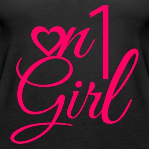 On1 Girl red - DanceShirts - Frauen Premium Tank Top