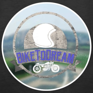 BikeToDream - Frauen Premium Tank Top