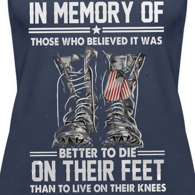 In memory of those who believed