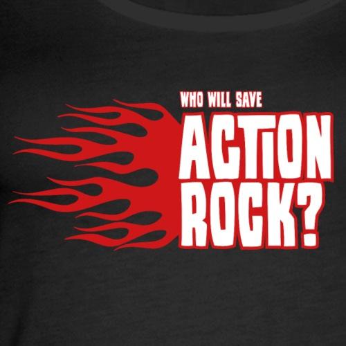 Action Rock - Premiumtanktopp dam