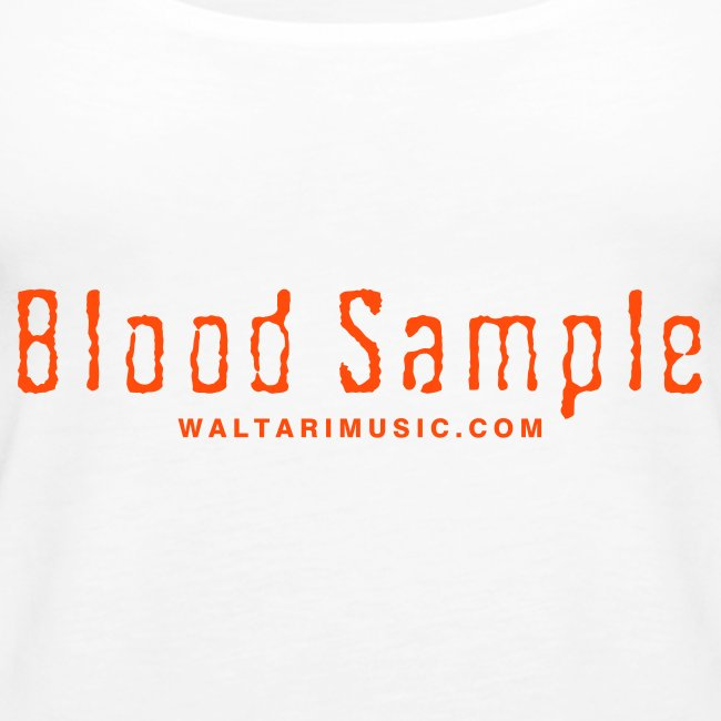 Waltari Blood Sample Logo