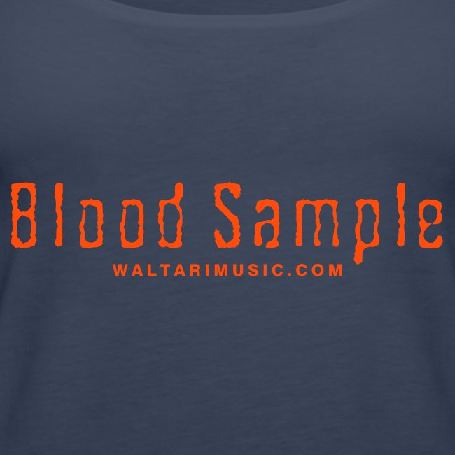Waltari Blood Sample Logo
