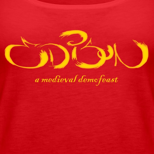 Edison 2018: A Medieval Demofeast T-SHIRTS & TOPS