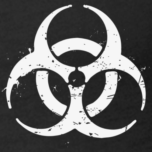 Biohazard_Logo_Front - Frauen Premium Tank Top