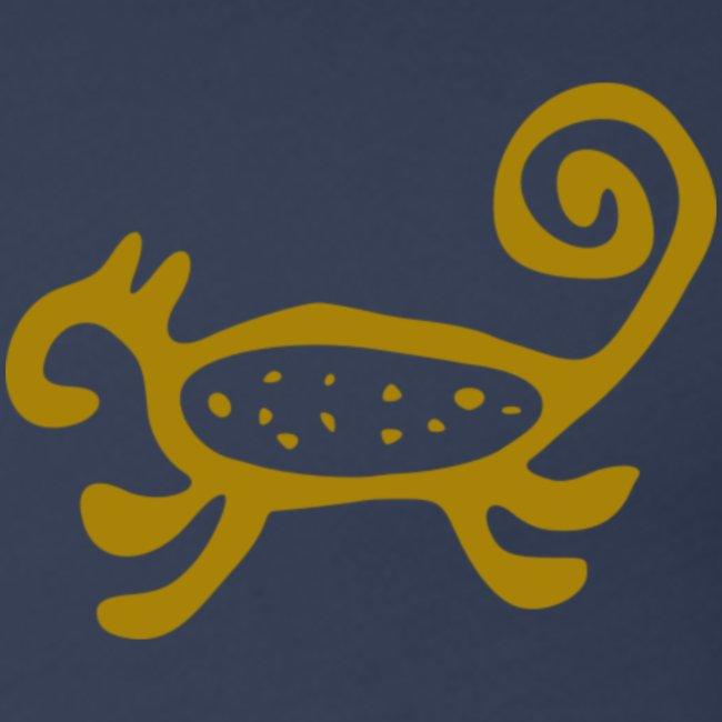 Jaguar Creole oro