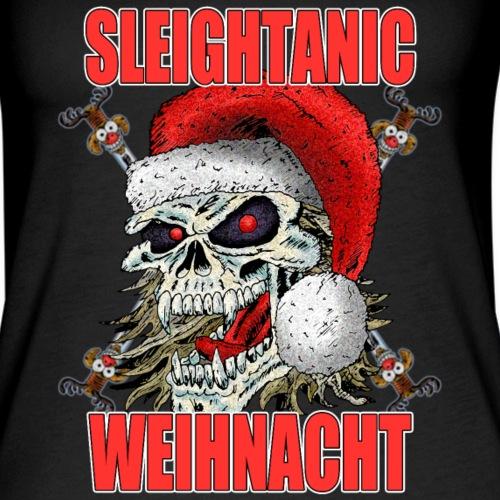 Sleightanic Weihnacht - Frauen Premium Tank Top