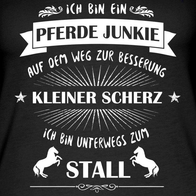 Pferde Junkie