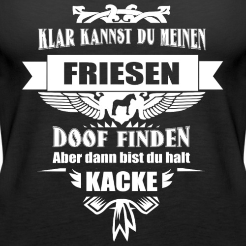 Friese - Frauen Premium Tank Top